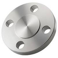½ inch class 150 carbon steel blind flange