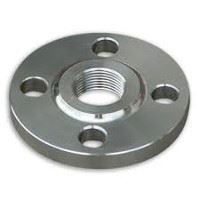 2 ½ inch Threaded Class 150 Carbon Steel Flanges