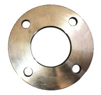 Picture of 1.25 inch Slip on Plate Flange 316 Stainless Steel