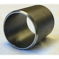 1 1/2 inch NPS PIpe x 10 inch length Plain Ends Aluminum