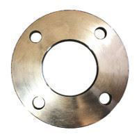 Picture of 1 inch Class 150 spaced Slip on Tube Plate Flange 304 Stainless Steel