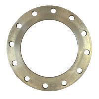Picture of 10 inch Class 150 spaced Slip on Tube Plate Flange 304 Stainless Steel