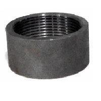 Picture of 1 1/2 inch class 150 merchant steel half coupling