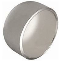 schedule 40 304 stainless steel weld on cap