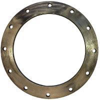 Picture of 8 inch CAT Exhaust Manifold Flange - 304 Stainless Steel