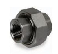 Picture of 1 ¼ inch NPT Class 3000 Forged Carbon Steel Union