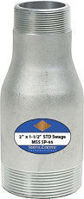 Picture of 1/2 X 3/8 inch NPT Schedule 80 Swage Nipple
