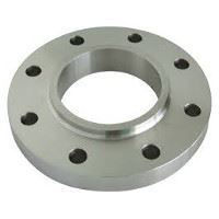 Picture of 6 x 3 inch class 150 carbon steel threaded reducing flange