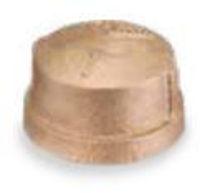 Picture of 2 inch NPT threaded bronze cap