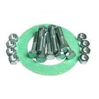 Picture of Non Asbestos Ring Gasket and Nut Bolt Kit for 3 inch ANSI class 300 flange